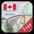 Canada Topo Maps Free apk