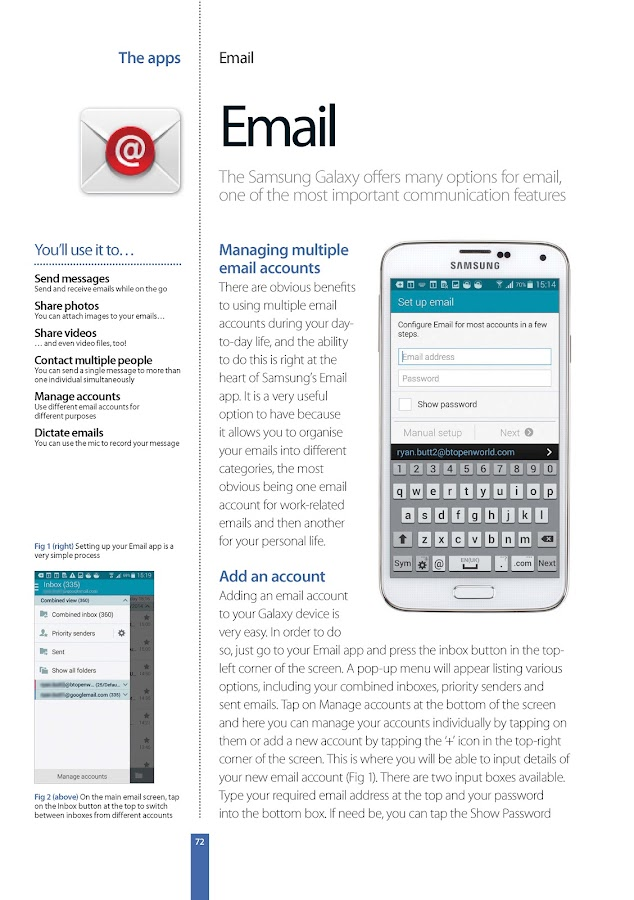 Samsung Galaxy The Complete Manual 4th Revised Edition Screenshot