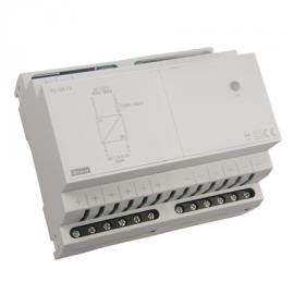 Spänningsaggregat, 6 moduler, 230VAC/13VDC, 8,4A