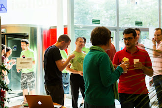 Photo: Workshops