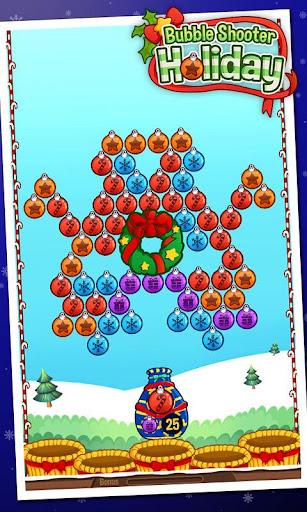 Пузыри Holiday скачать на планшет Андроид