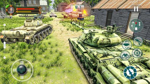 Battle Tank games 2020: Offline War Machines Games 1.6.1 screenshots 8