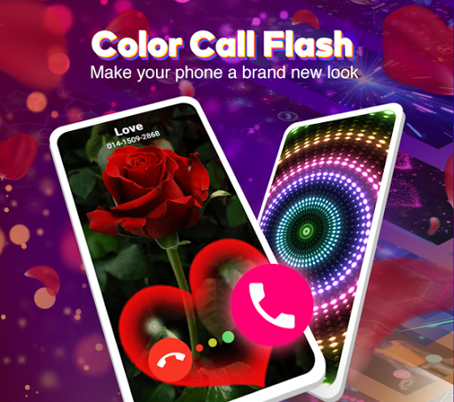 Color Flash Launcher - Call Screen, Themes 1.2.0 screenshots 2