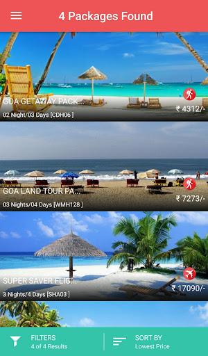IRCTC Tourism screenshot 2