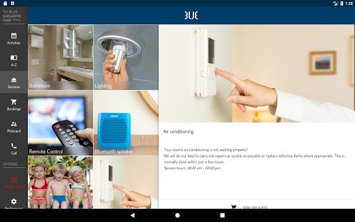 BLUE App 3.7.1 screenshots 5