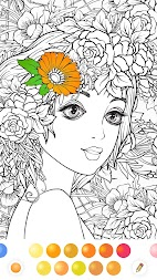 InColor - Coloring Books 2018 APK screenshot thumbnail 6