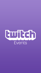 Twitch Events - náhled