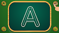 Kids ABC Tracing and Alphabet Writing app for Android screenshot