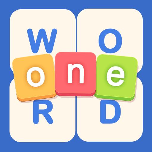 Word One - Brain Exercise Game 拼字 App LOGO-硬是要APP