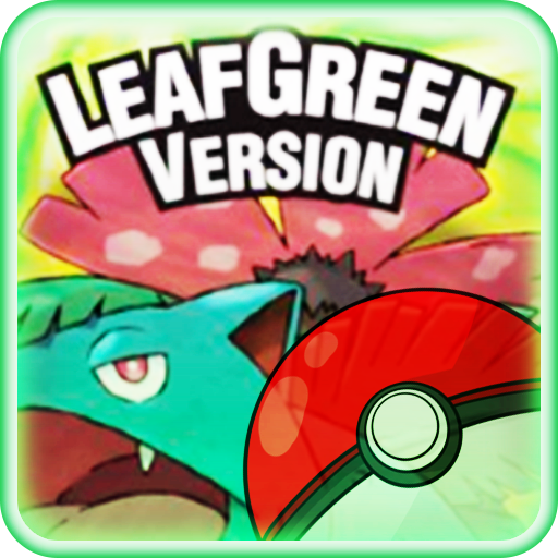 Leaf Green version game