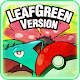 Leaf Green version game (game)