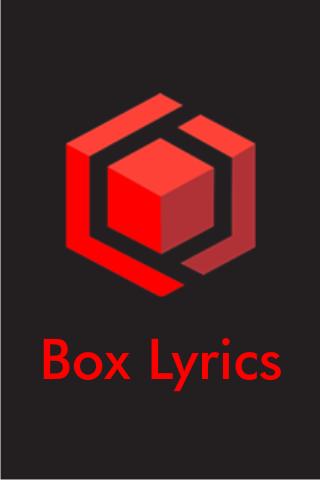 Blink 182 at Box Lyrics