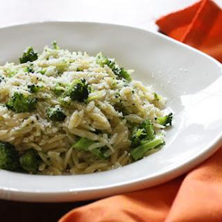Broccoli and Orzo Recipe