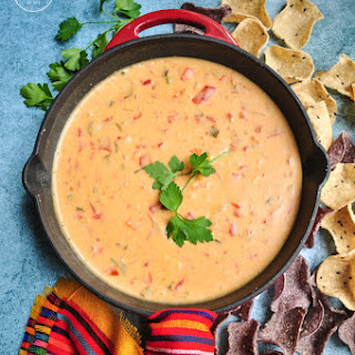 Tex-Mex Chili Con Queso