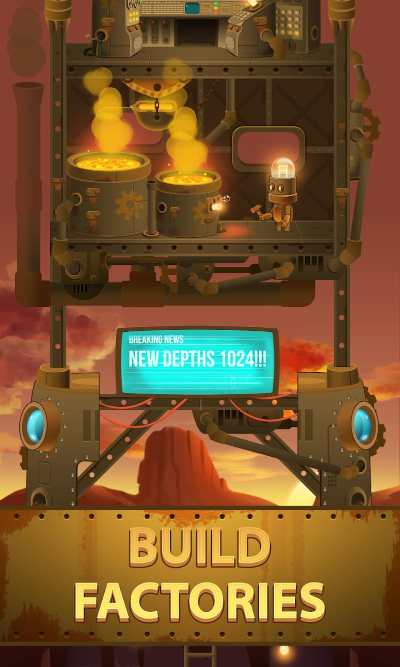 Deep Town: Mining Factory Screenshot 2