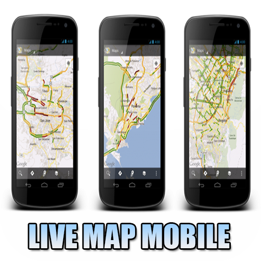 LIVE MAP MOBILE Guide