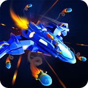 Strike Fighters Squad: Galaxy Atack Space Shooter MOD APK 12 (All Ships Unlocked)