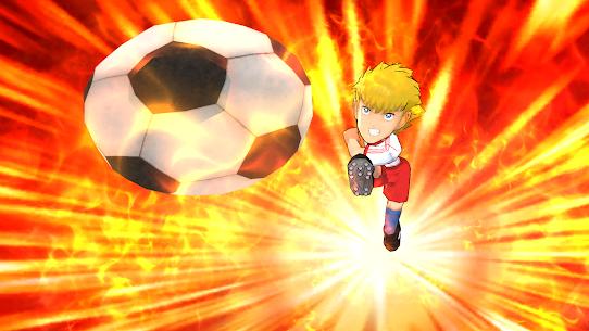 Captain Tsubasa ZERO (MOD, High Stats, Weak Enemies) APK for Android 1