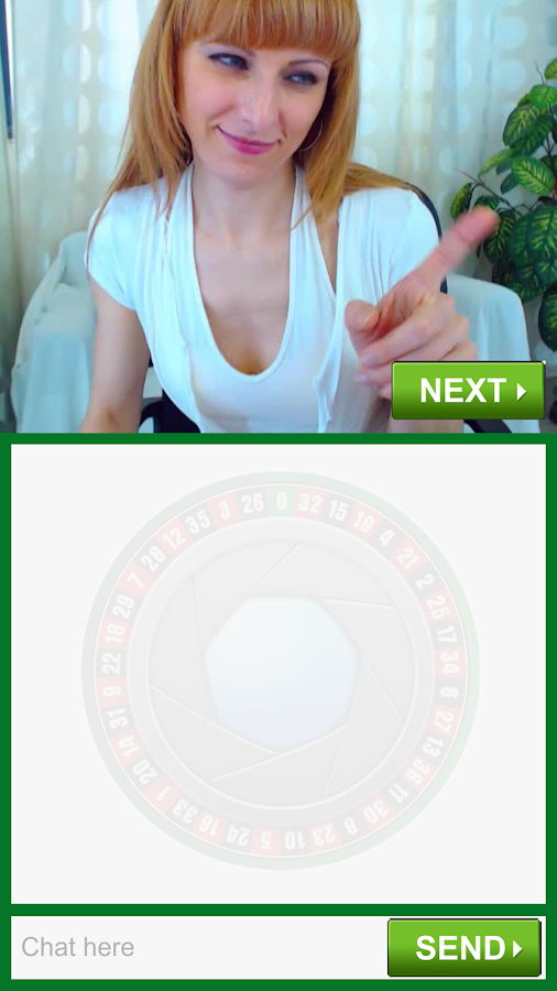 Cam Roulette - Live Video Chat- screenshot