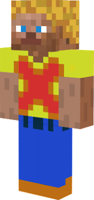 a random skin I made. Just fro fun. Created by: CaptainCreator13 (was called TheTimeLord13 and TheTimeLord132). you may use this skin it is a free country but you may not use this as your own creation.