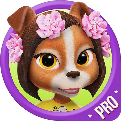 My Talking Lady Dog PRO file APK Free for PC, smart TV Download
