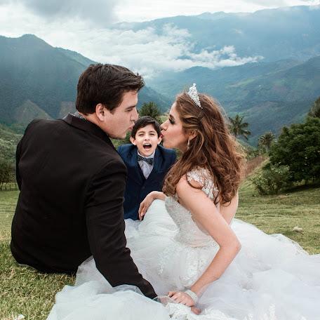 Wedding photographer Winny Sarmiento (Sogni). Photo of 02.11.2017