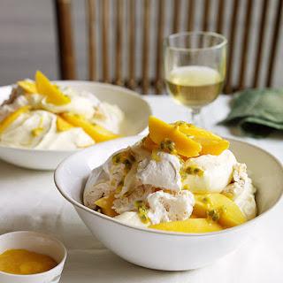 Mango and Passionfruit Mess Recipe
