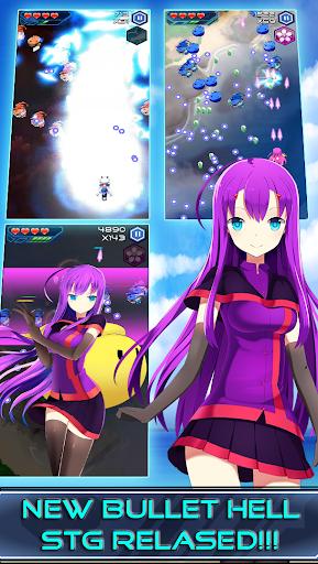 Guardian Girls: Astral Battle - Bullet Hell Shmup 0.9.6 Mod screenshots 1