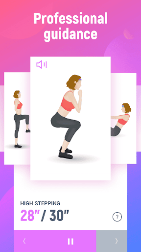 Download Bikini Body, Women's home workout essential App For PC 2