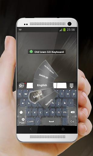 玩免費個人化APP 下載老镇 GO Keyboard app不用錢 硬是要APP