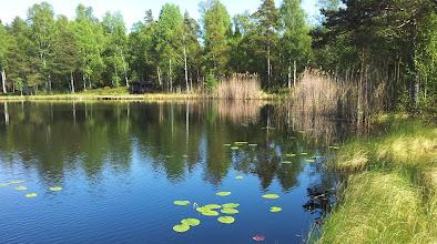 Photo: Gulbäckesjön
