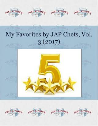 My Favorites by JAP Chefs, Vol. 3 (2017)