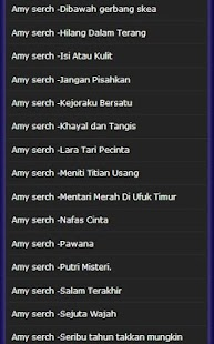 Lagu Amy Search - fantsi bulan madu - náhled