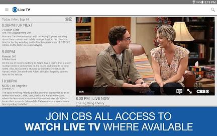CBS Screenshot 6