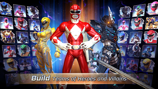 Power Rangers: Legacy Wars v1.0.1