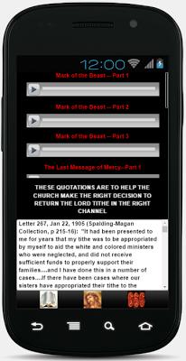3 angels message - screenshot