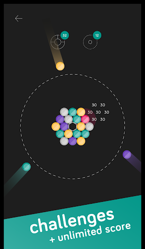 hexatized Bubble Shooter|玩休閒App免費|玩APPs