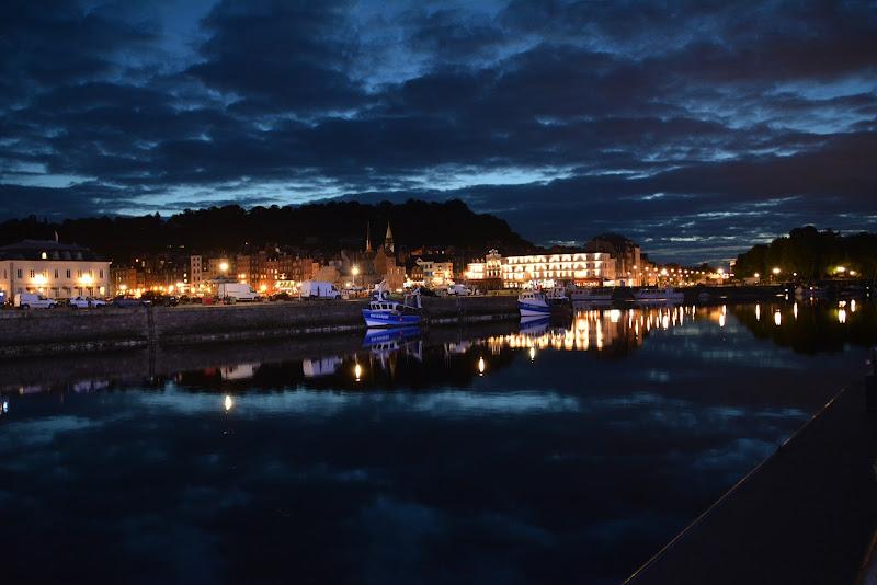 Honfleur on the water di alegio89