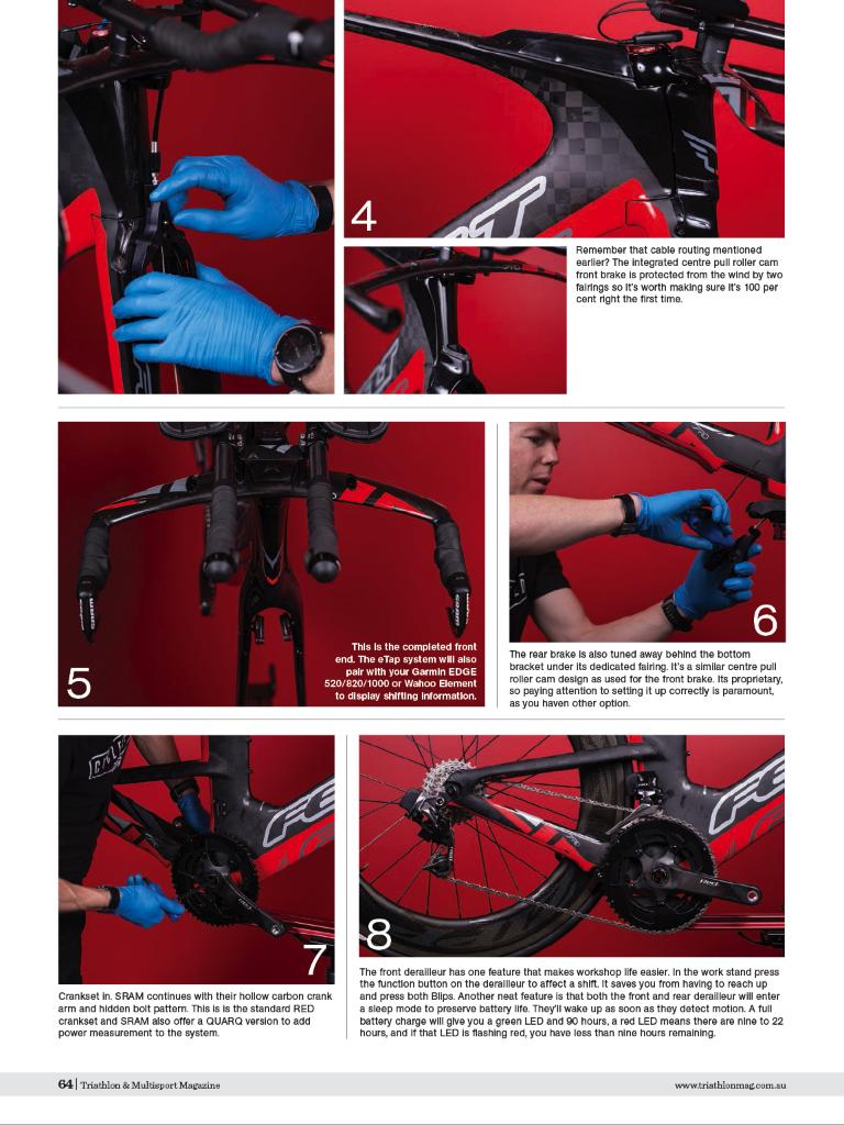Скриншот Triathlon & Multisport Mag