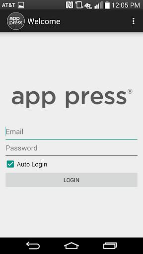 App Press® Now