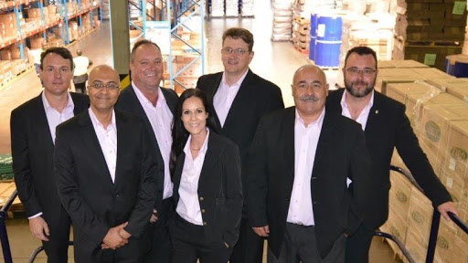 The Antalis SA team.