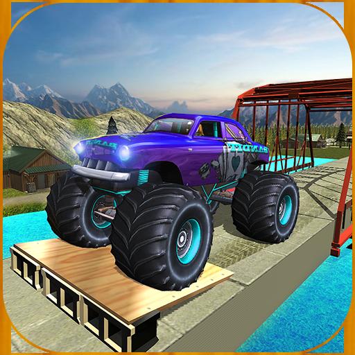 Monster Trucker: Mountain Drive 3D