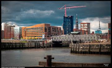 Photo: bad weather in Hamburg is a normality  #Hamburg