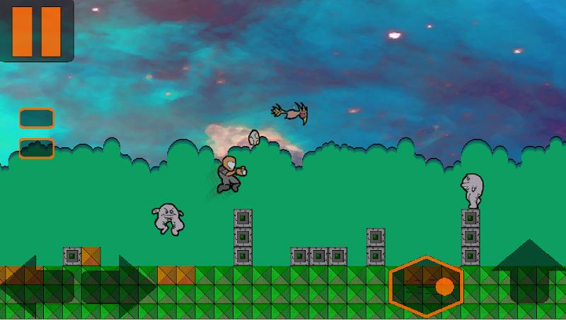 Скриншот Bad Blaster