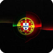 Portugal Flag Wallpaper