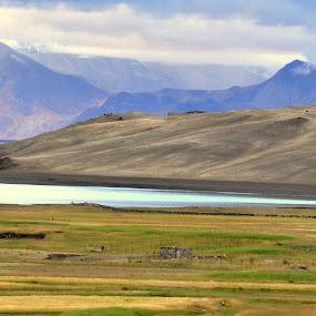 Lonely Planet by Abhishek Majumdar - Landscapes Waterscapes ( madhur, sarbajit, vikram, nitesh, prithvi )