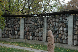 Photo: Memorial to the Gulag - Moscow, Russia