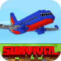 Aircraft Survival Block Planes icon