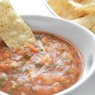 Home Made Restaurant Style Salsa