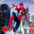Spider Super Rope Hero: Superhero Fighting Games